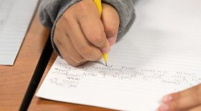 Writing Pencil Paper