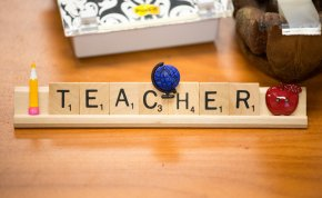 Teacher Sign Image