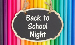 Back to School Night Image