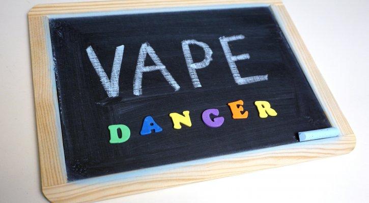 Vaping Danger